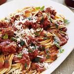Спагетти по-сардински