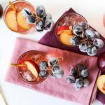 5 рецептов зимних пуншей и холодного чая