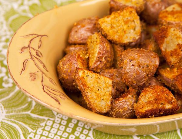 Фото Простой картофельный салат «Цезарь»