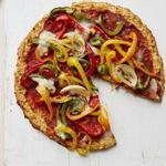 Пицца на корже из цветной капусты