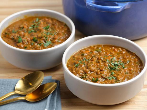 Лучший суп из чечевицы