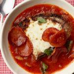Суп «Пицца Пепперони»