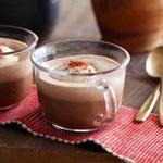 Горячее какао с маршмэллоу