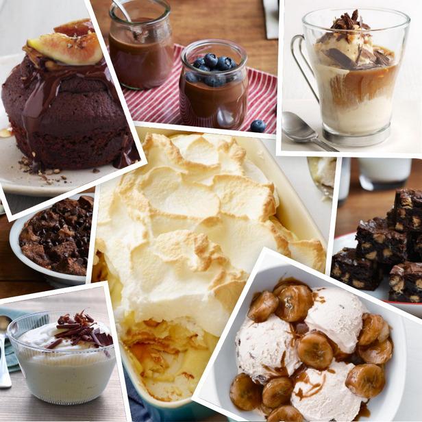 Фото 10 зимних десертов, которые готовятся меньше часа