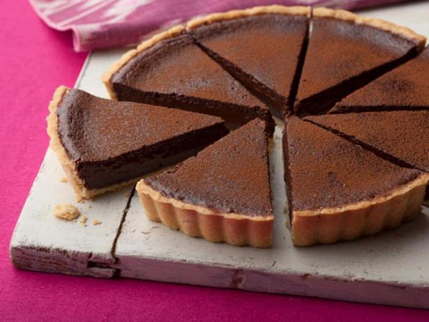 Фото Шоколадный тарт