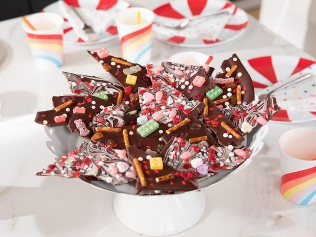 Шоколадная плитка ко Дню святого Валентина