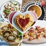 Лучшие блюда для романтического ужина на День святого Валентина