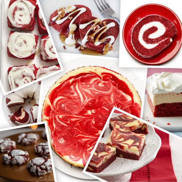 Фото 11 десертов «Красный бархат» ко Дню влюбленных