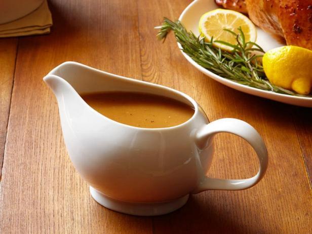 Фото Классический соус для индейки