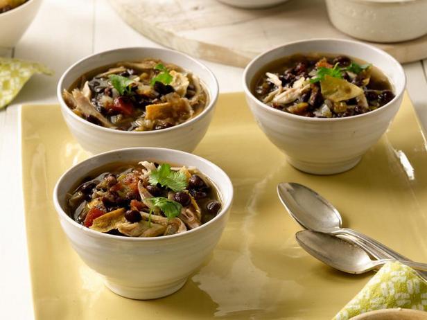 Фото Тортилья-суп в медленноварке