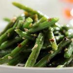 Зелёная фасоль по-итальянски