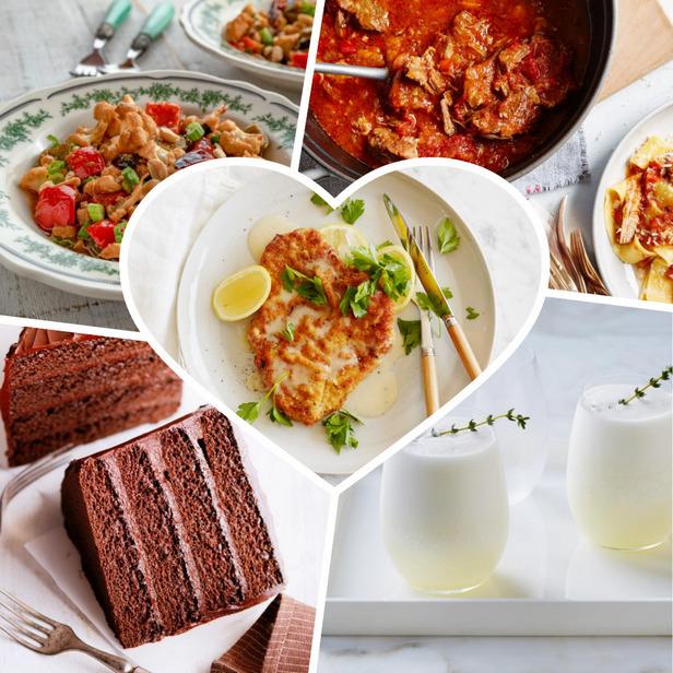 20 лучших рецептов для романтического ужина