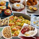 Лучшие рецепты блюд из яиц