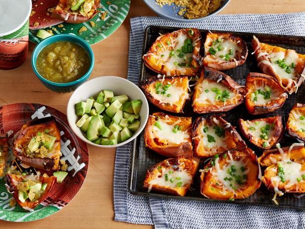 Фото Картофельные шкурки из батата