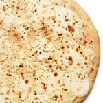 Белая пицца «Три сыра»