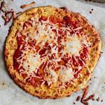 Пицца из цветной капусты (Овощная основа для пиццы)