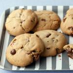 Мягкое печенье с кусочками шоколада