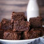 Брауни с двойным шоколадом