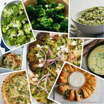 Лучшие рецепты с брокколи