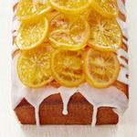 Лимонный кекс на оливковом масле