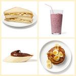 Простые рецепты с бананами