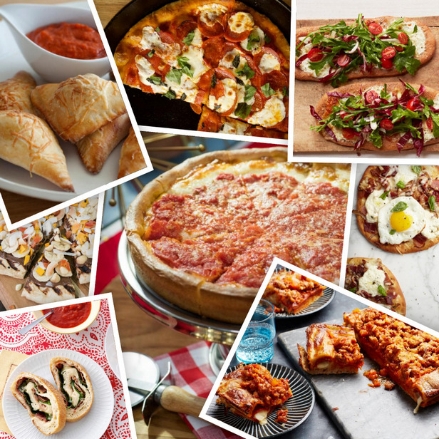 Фото Лучшие рецепты пиццы