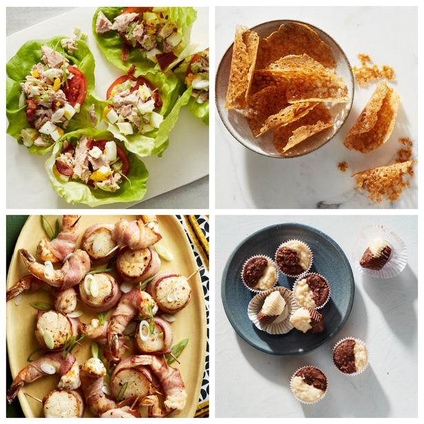 Фото 14 простых закусок для кето-диеты