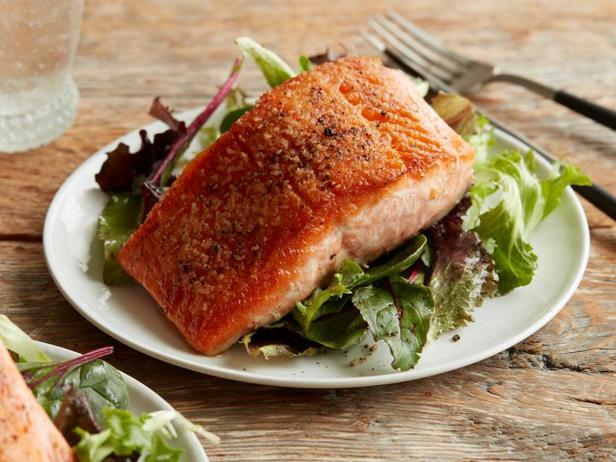 лосось на сковороде рецепты с фото фриланса