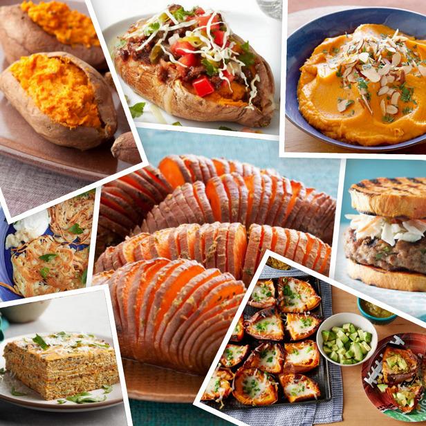 Фото Лучшие здоровые блюда с бататом