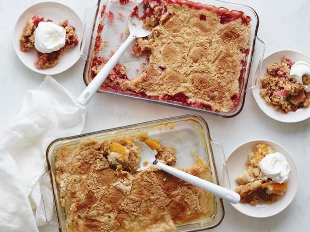 Быстрые фруктовые пироги