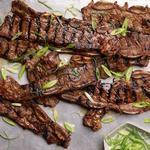 Кальби: барбекю из говяжьих рёбер по-корейски