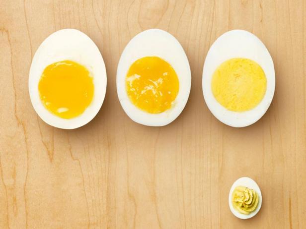 Фото Варёные яйца