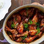 Курица адобо по-филиппински