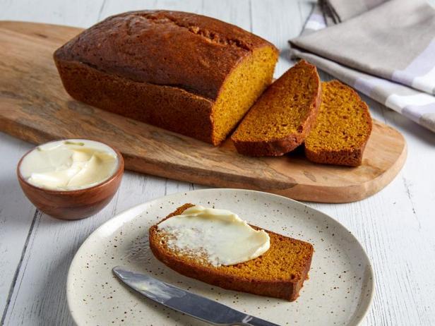 Фото Идеальный тыквенный хлеб