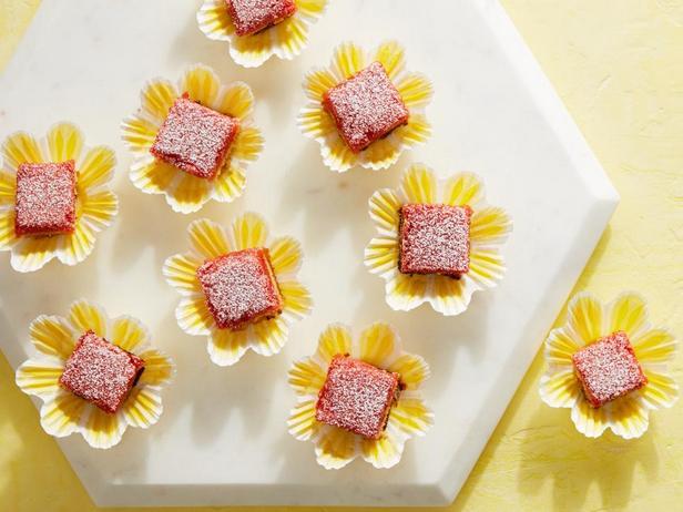 Весенние лимонные десерты для приема гостей