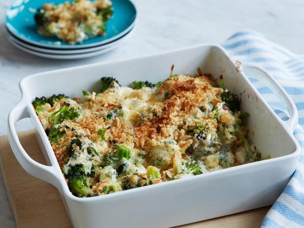 Весенние овощи: лучшие рецепты с брокколи
