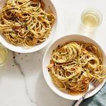 Спагетти «Алио и олио»