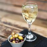 Шприцер из белого вина