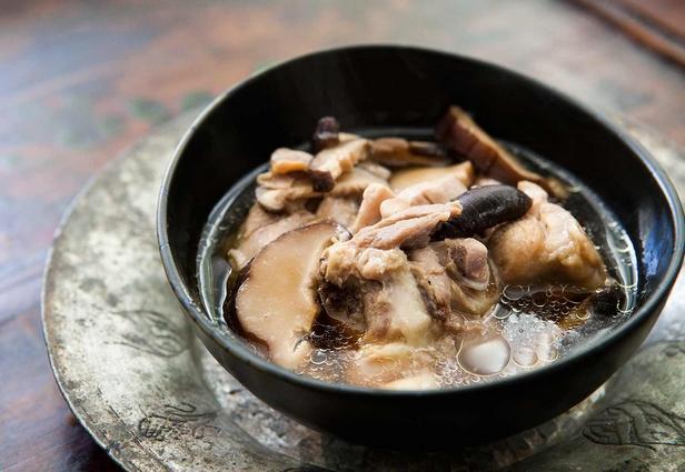 Суп из свинины по-китайски
