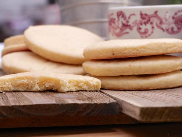 Печенье на простокваше