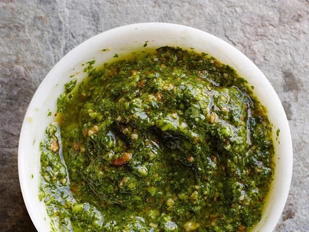 Фото 50 рецептов блюд с соусом песто