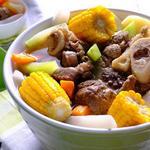 Кальдо-де-рес: говяжий суп
