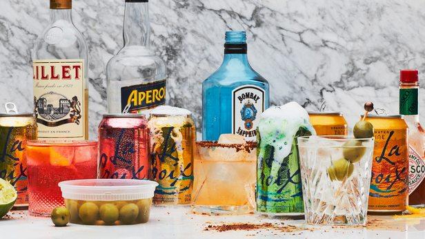 Фото Как подобрать безалкогольные напитки к алкоголю