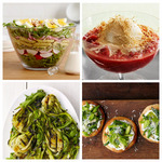 9 рецептов весенних здоровых блюд
