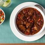 Чили кон карне с фасолью и ароматной говядиной