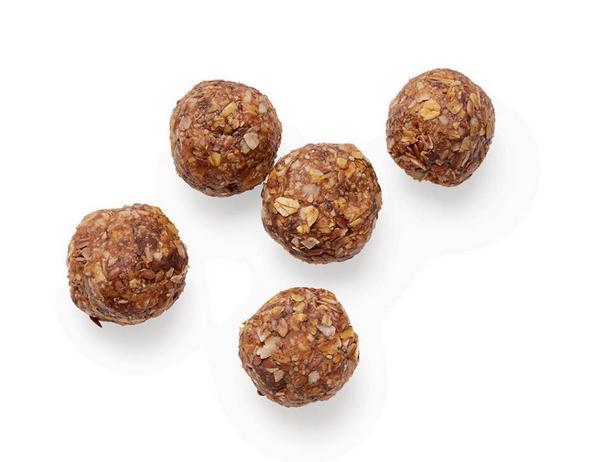 Кокосово-овсяные конфеты
