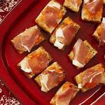 Пан-кон-томате: хлеб с помидором и ветчиной серрано