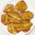 Чипсы из сыра с картошкой фри