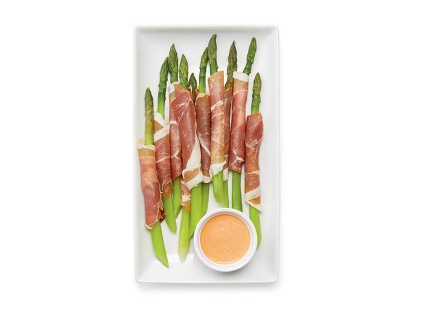 Вкуснейшие блюда из спаржи