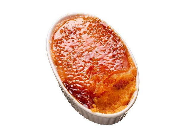Картофельное пюре из батата